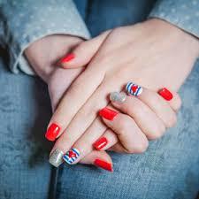 mirage nails u0026 waxing of rockville md nail salon acrylic nails
