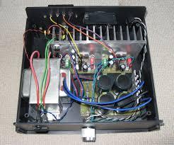 2n3055 mj2955 audio amplifier circuit electronic circuits using