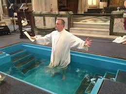 baptismal pools baptism