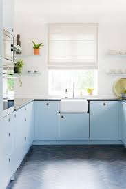 white cabinets on top blue on bottom 43 best kitchen paint colors ideas for popular kitchen colors
