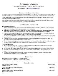 Comprehensive Resume Sample by View Resumes 20 View Resume Resume Sample Format With Regard To