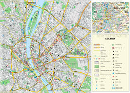 Maps Portland by Maps Update 21051488 Portland Oregon Tourist Attractions Map