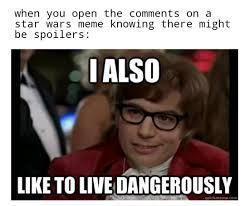 Meme Comments - the last jedi meme by swagalicious memedroid