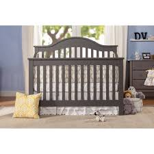 Conversion Cribs Beds Davinci 4 In 1 Convertible Crib In Cherry Or Chestnut With