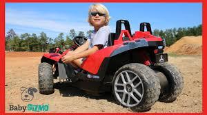 kid car peg perego polaris slingshot kid vehicle ride on review baby gizmo