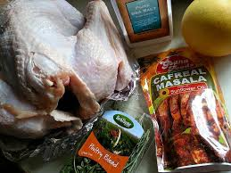 baked turkey recipe with cafreal masala goanimports