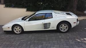 1989 testarossa for sale testarossa for sale global autosports