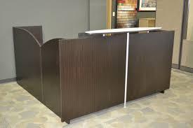 Reception Office Desks by Cherryman Verde Reception Desk Office Furniture Resources