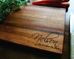 engravable cutting boards personalized cheese board custom name state cutting board