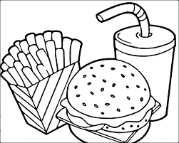 healthy food coloring pages preschool food coloring pages food coloring free coloring pages food coloring
