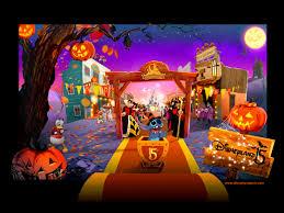 fall halloween background disney fall wallpaper wallpapersafari