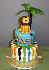 sweet baby shower cakes