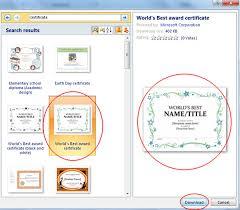 rumus membuat latar belakang cara cepat dan mudah membuat sertifikat memakai ms word 2007