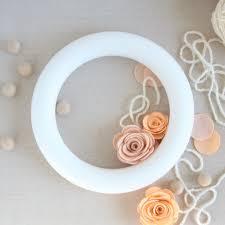 styrofoam wreath styrofoam wreath base benzie design