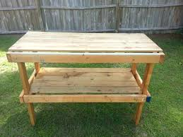 Building Woodworking Bench Diy Wood Workbench Plans Homemade Woodworking Workbench Plans Work