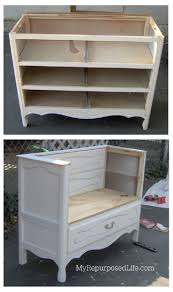 Repurpose Old Furniture by 10 Clever Ways To Repurpose An Old Dresser