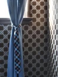 Primitive Curtain Tie Backs Chateau Chic Burlap Curtain Tiebacks Home Decor Ideas