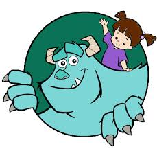 monsters clipart clipart collection disney baby monster
