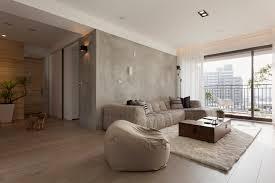 concrete interior design concrete feature wall living room interior design ideas tierra