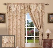 Contemporary Valance Curtains Polyester Floral Contemporary Valances Ebay