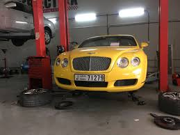 bentley dubai car repair service auto repair garage u0026 car maintenance in dubai