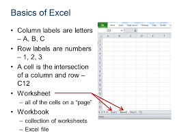 statistical analysis with excel preview spreadsheet programs