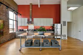 Brick Loft by Striking Oakland Firehouse Brick Loft Asks 649 000 Curbed Sf