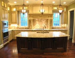 very large kitchen island very large country kitchens very large