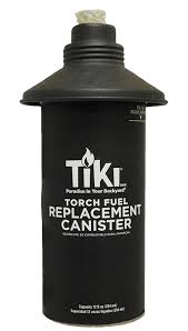 amazon com tiki brand 12 oz torch replacement canister