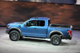 2017 ford f 150 raptor revealed with ecoboost v 6 and 10 speed