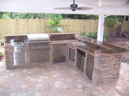 outdoor kitchen creations