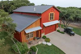 Small Metal Barns Steel Building Gallery Category Custom Building 37 Image