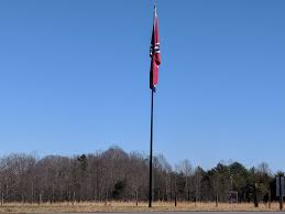 Similar Flags Local Nc Scv Hoists Ahistorical Battle Flag To That U201cdevil Nathan