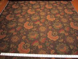 Buy Home Decor Fabric Online 5 Yards Of Rich Floral Upholstery Fabric