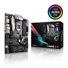 asus rog strix b250f gaming 1151 atx motherboard strix b250f