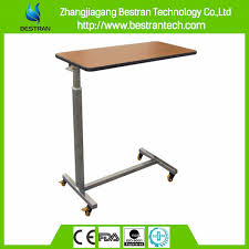 hospital bed tray table bt at005 wooden material sales hospital bed tray table buy