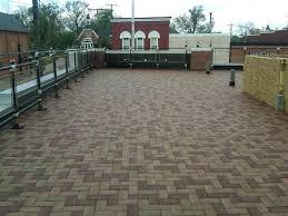 flat roof decks home roof ideas