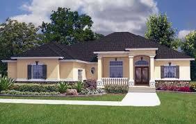 Florida Style House Plans Plan 71 474 Florida Style House Plans