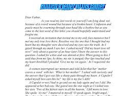 romeo u0027s letter to his father romeo and juliet gcse english
