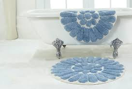 Blue Bathroom Rugs Bathroom Large Rug Apinfectologia Org