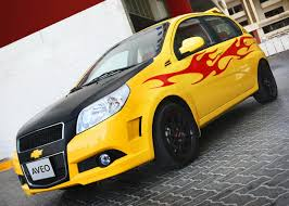 chevrolet pimps the aveo5 nasioc
