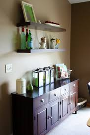 Kitchen Floating Shelves by Floating Kitchen Shelving Making Your Own Floating Kitchen