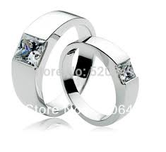 His And His Wedding Rings by Online Get Cheap Sona Diamond Ring His And Hers Wedding Rings