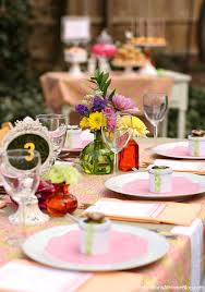 bridesmaid luncheon ideas pastel bridal party inspiration celebrations at home