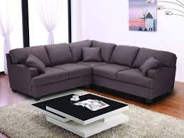 canap d angle tissu deco confort canapé d angle tissu 5 places alina marron amazon