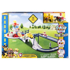 paw patrol launch roll lookout tower track target