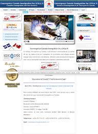 bureau des visas canada convergence canada immigration cica competitors revenue and