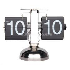 horloge bureau horloge de bureau vintage am pm 12 heures ambiance interieur