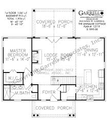 Mountain House Floor Plans by Annalise Cottage House Plan Cabin House Plans