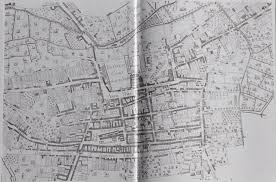 Old Map Of Suffolk County St Edmundsbury Local History Local Maps Home Page